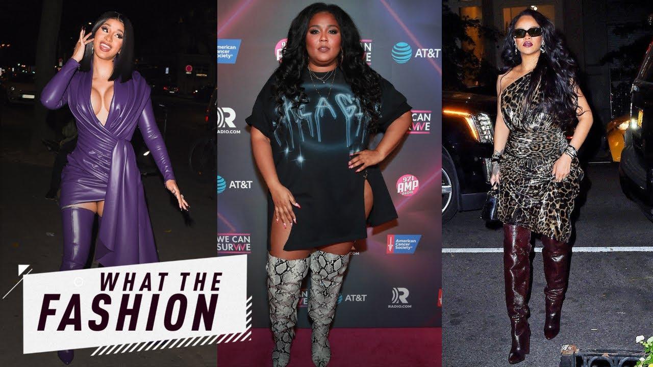Rihanna's Thigh Risk, Thigh Reward   What the Fashion   S2, Ep. 36   E! News