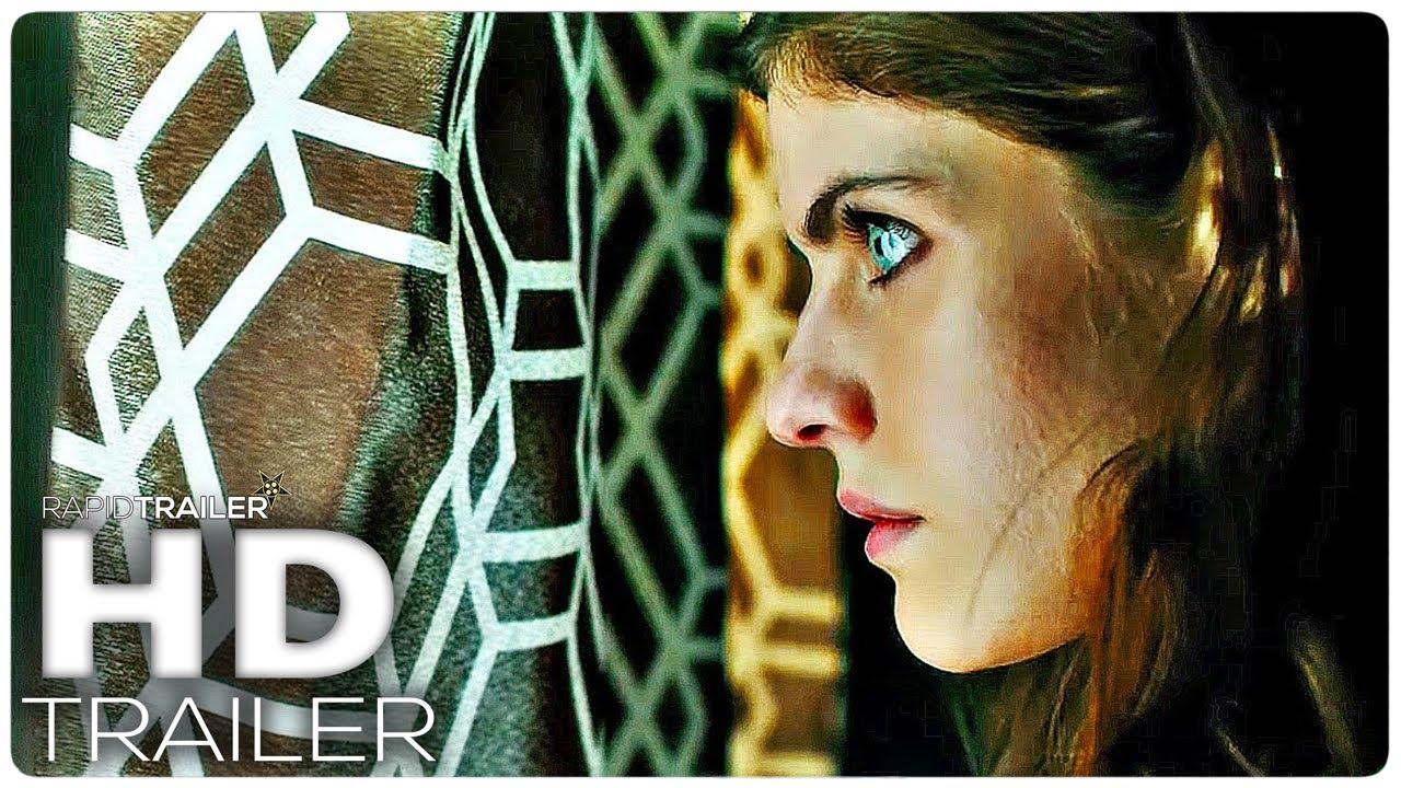 SONGBIRD Official Trailer (2020) Alexandra Daddario, Virus, Pandemic Movie HD