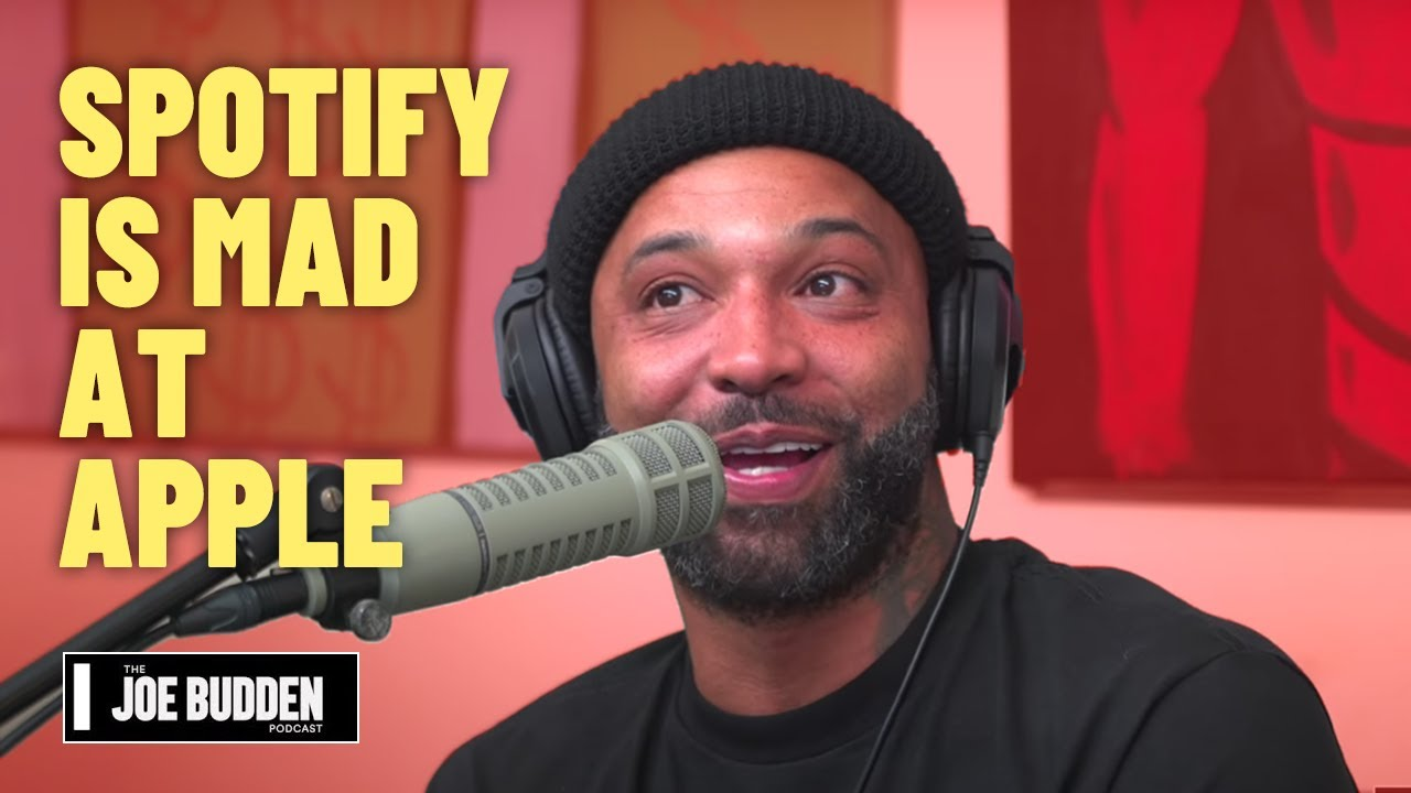 Spotify Is Mad At Apple | The Joe Budden Podcast