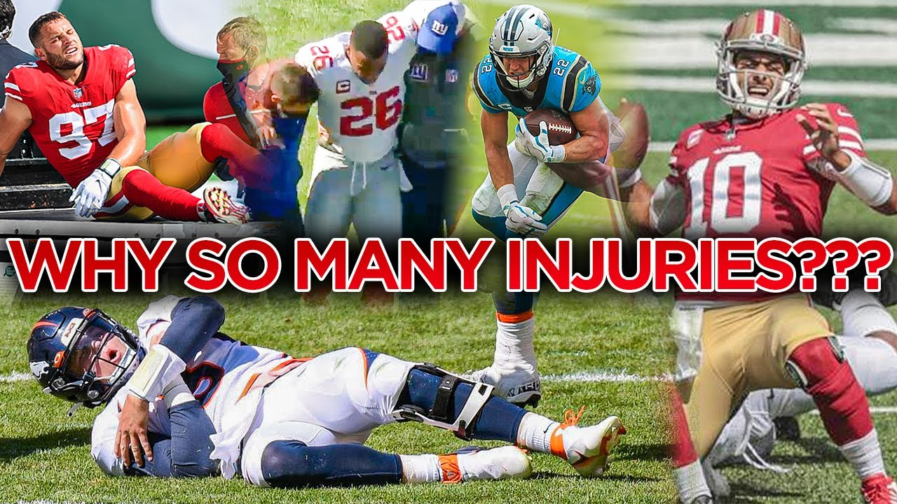 The REAL REASON Why There Have Been SO MANY NFL Injuries in 2020