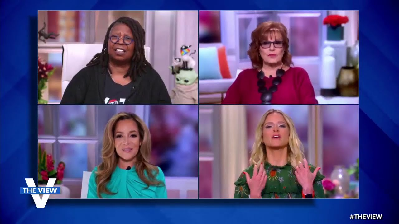 """Whoopi Goldberg Discusses Possibility of """"Sister Act 3""""   The View"""