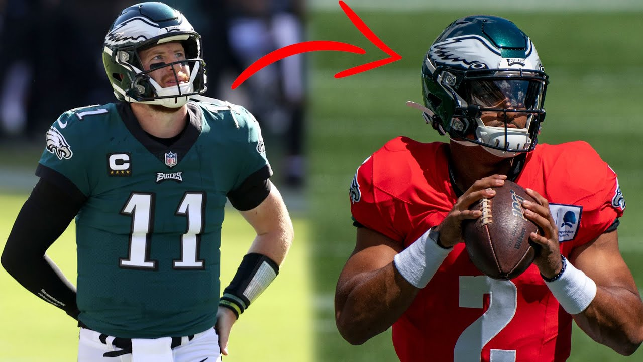 Why Carson Wentz Has Been Playing So HORRIBLY...
