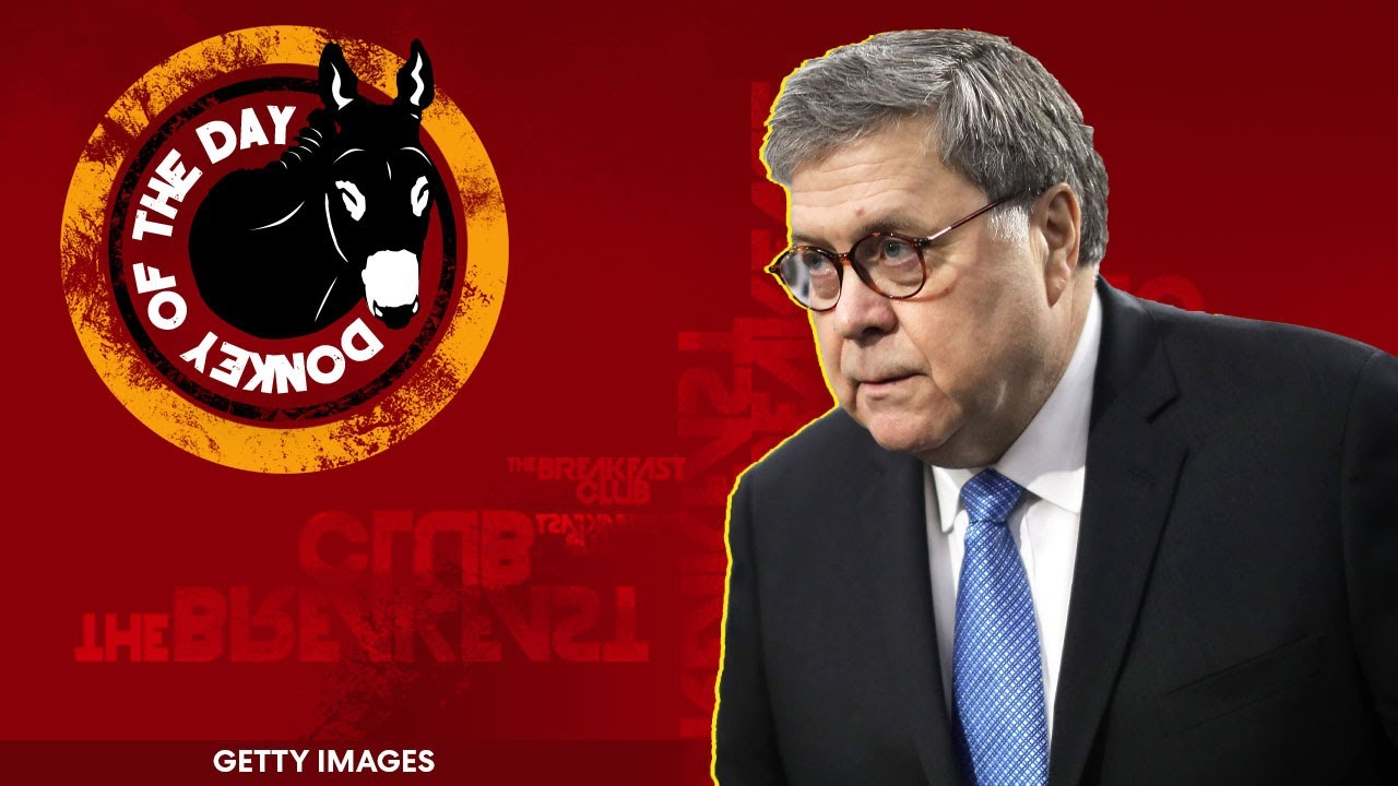 William Barr Compares Covid Stay-At-Home Orders To Slavery, Dismisses Black Lives Matter