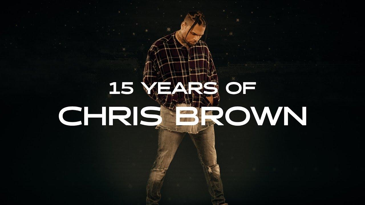 15 Years of Chris Brown