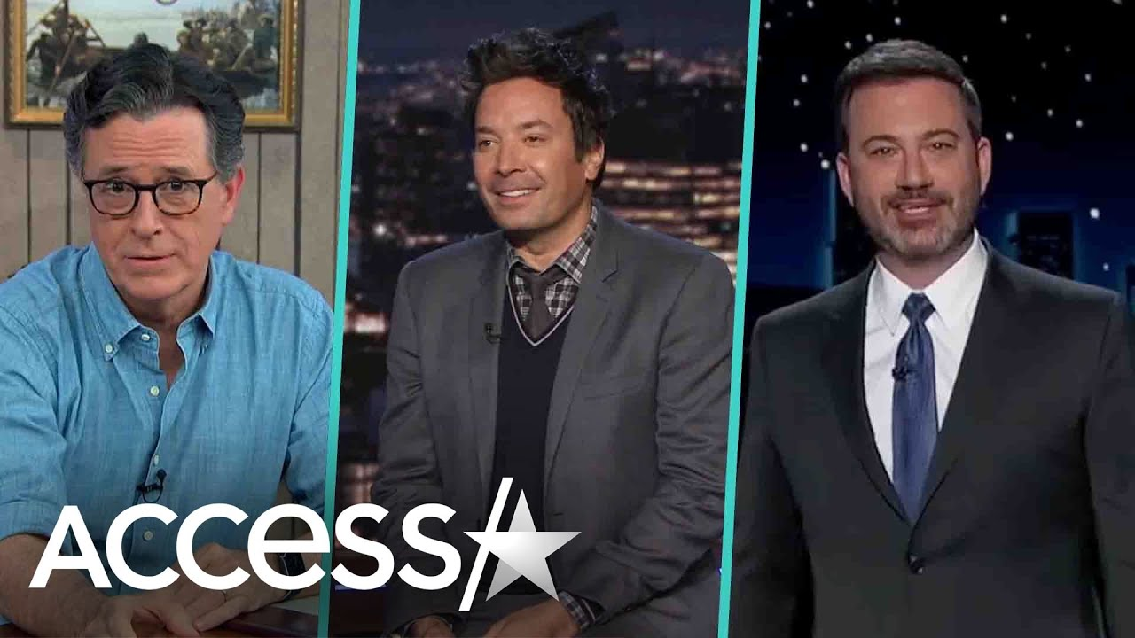 2020 Election Reactions From Jimmy Fallon & Late Night Hosts