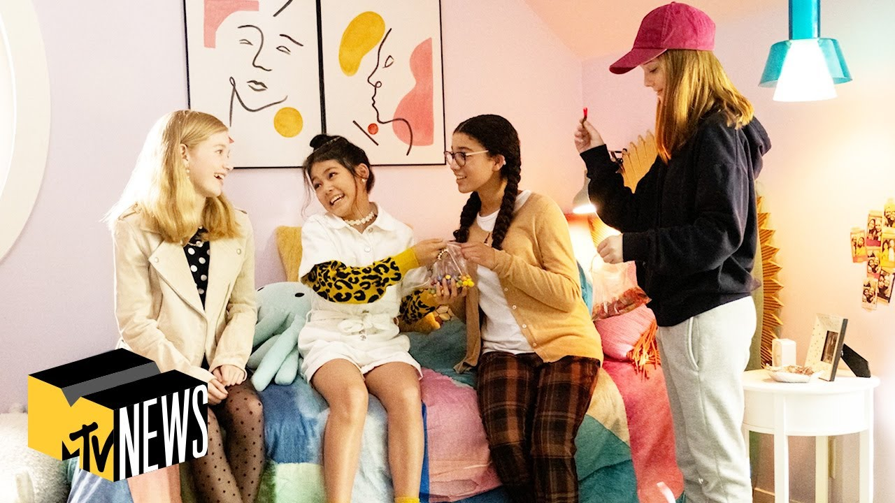 5 Things That Make a Great Baby-Sitter w/ 'Baby-Sitters Club' Cast | MTV News