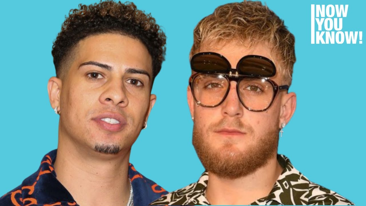 Austin McBroom Calls Out Jake Paul to Fight Over Cathrine Paiz Alleged DM Flirting | Now You Know