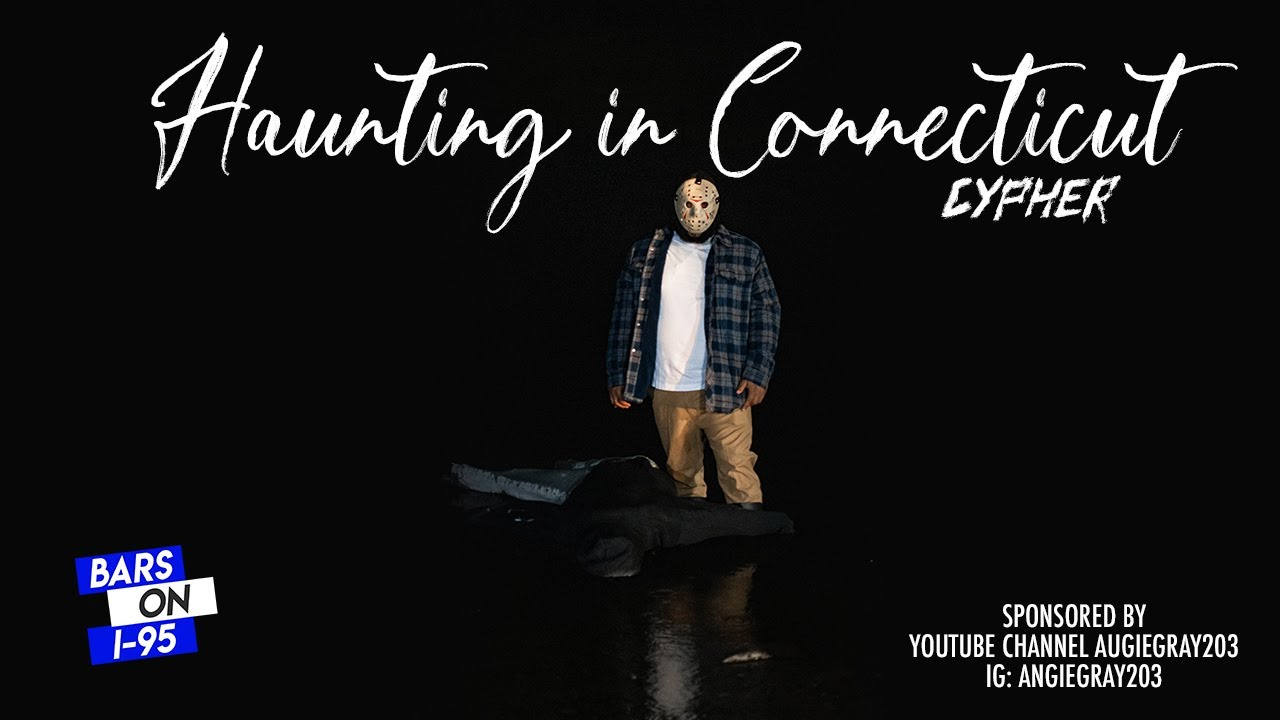 Bars On I-95 Haunting In Connecticut Cypher w/ Anoyd Brillo Showly and MCRE