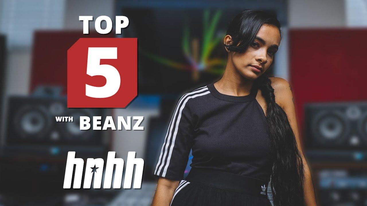 Beanz Talks Top Gangster Movies, Best Cereals, Favorite Snacks & More   HNHH's Top 5s