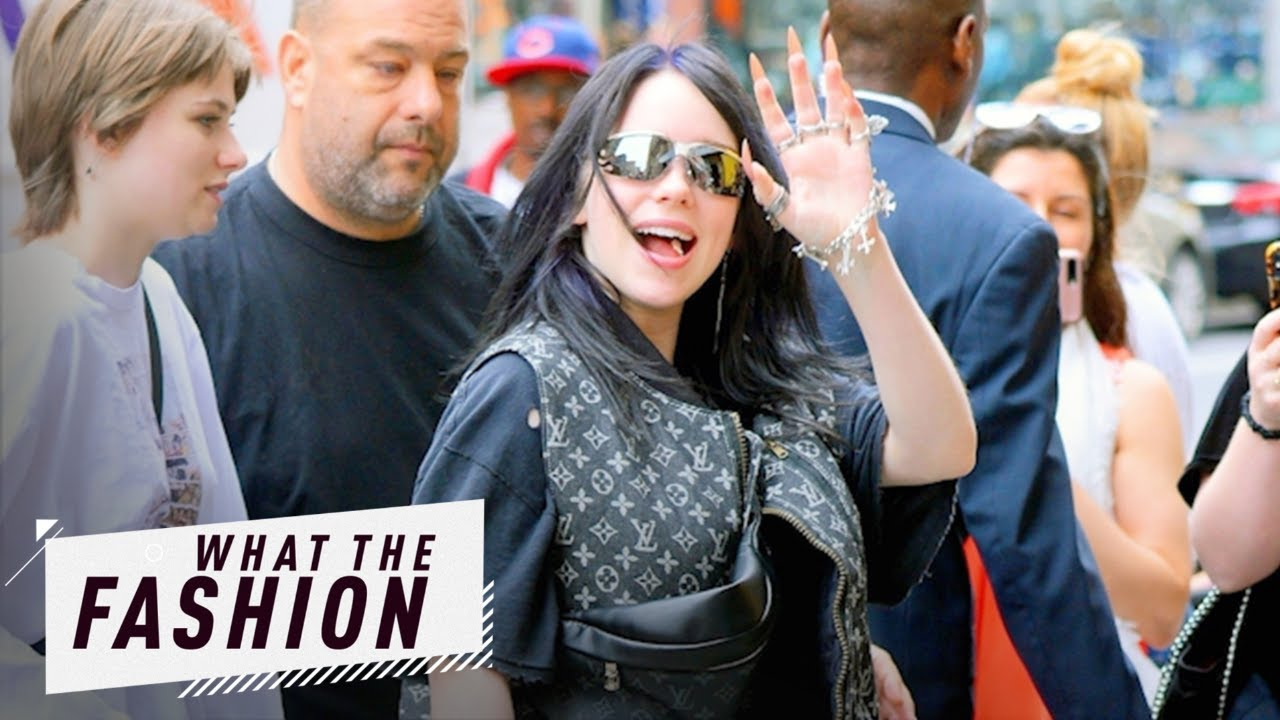 Billie Eilish Decked Out in Louis Vuitton | What the Fashion | S2, Ep. 27 | E! News