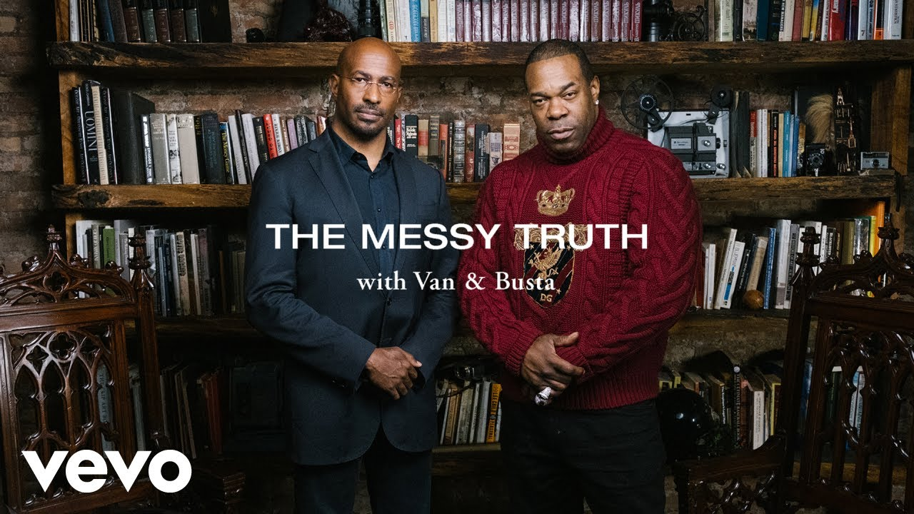 Busta Rhymes - The Messy Truth with Van Jones and Busta Rhymes (Exclusive Interview)