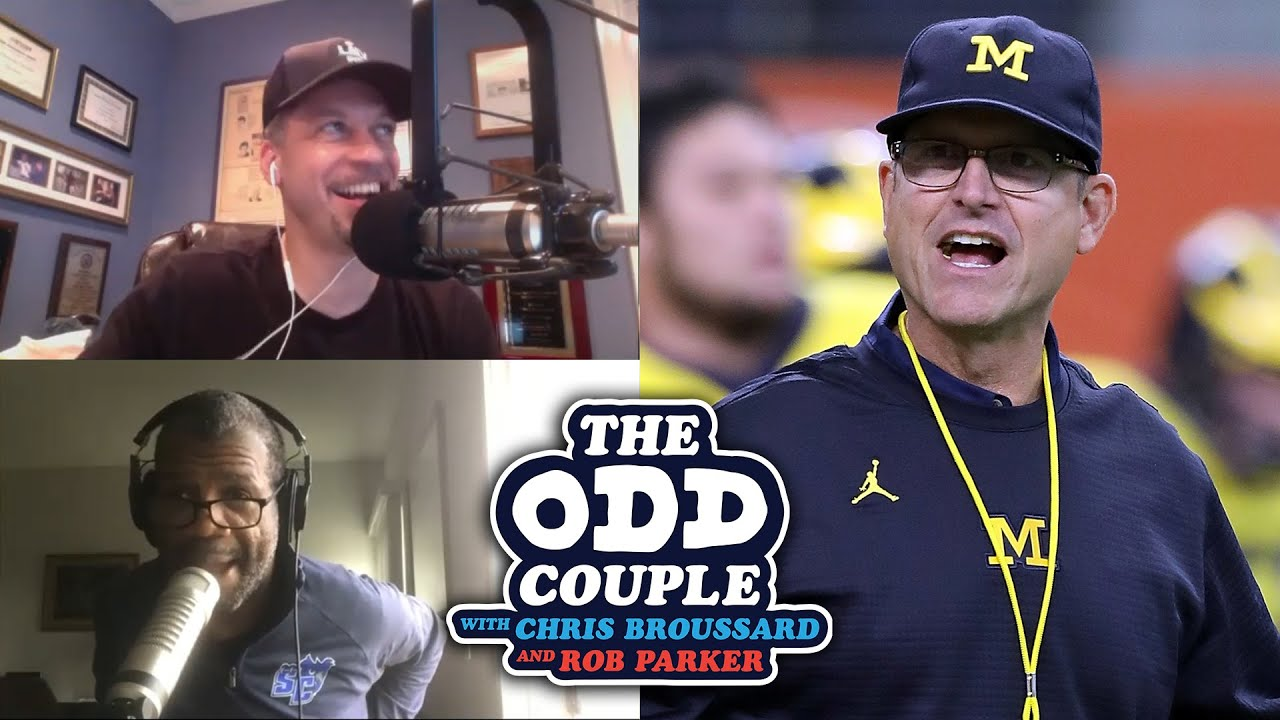 Chris Broussard & Rob Parker - Jim Harbaugh Continues to Disappoint at Michigan