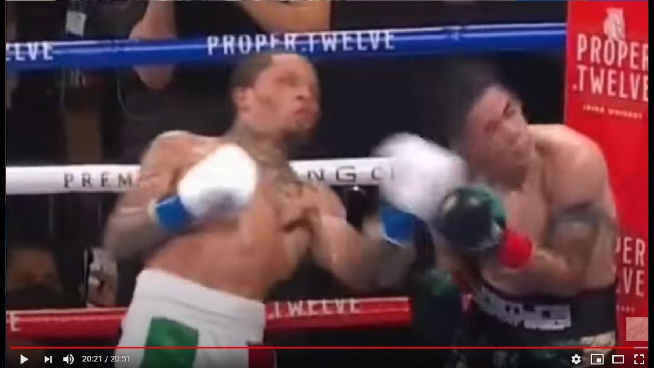 (CLASSIC!!) GERVONTA TANK DAVIS VS LEO SANTA CRUZ FULL FIGHT REPORT by ISHH