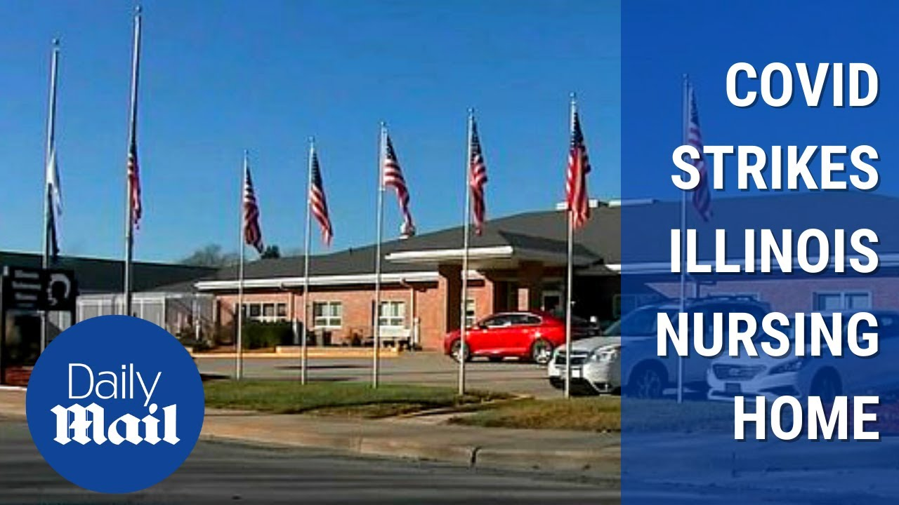 COVID-19 investigation at Illinois Veterans Home reveals hand sanitizer with no alcohol in it