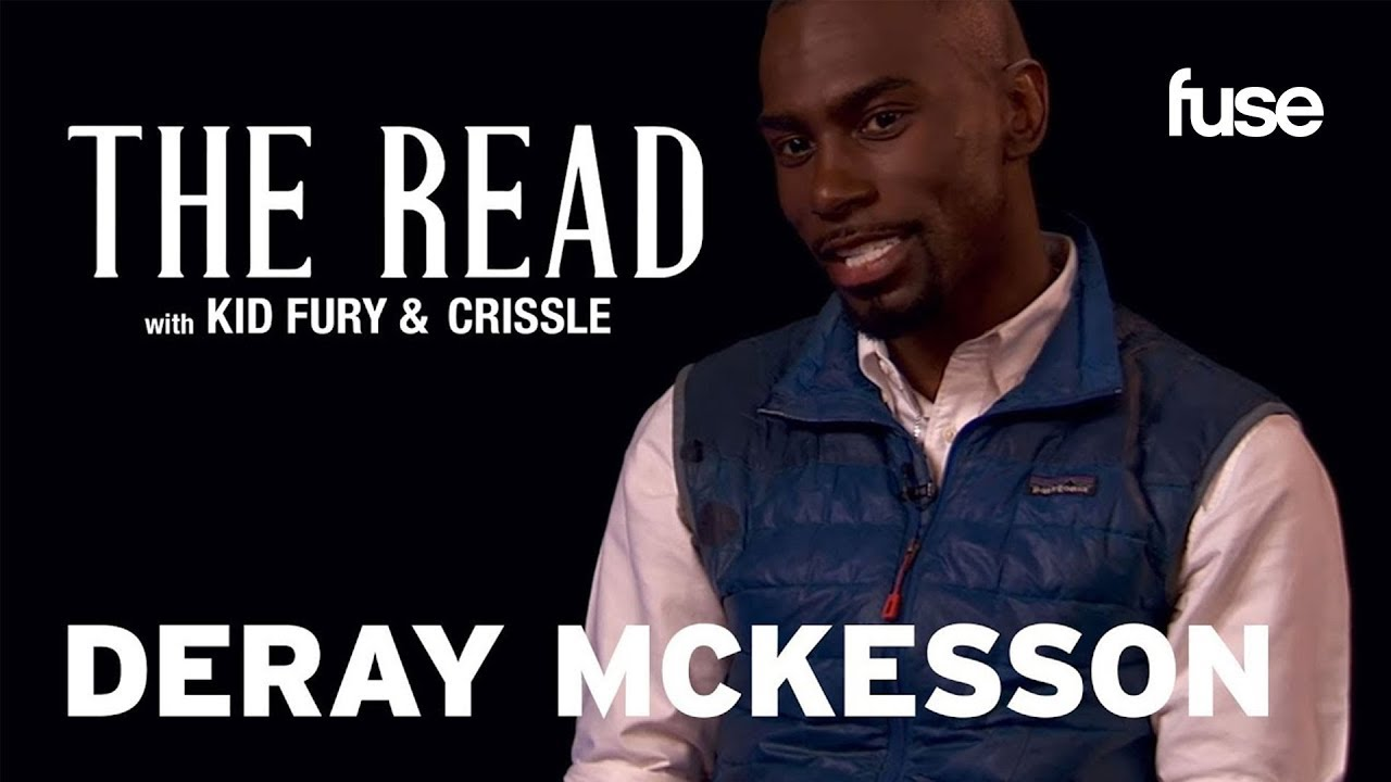 DeRay Mckesson on Shaun King Controversy (Extended Cut)   The Read With Kid Fury & Crissle   Fuse