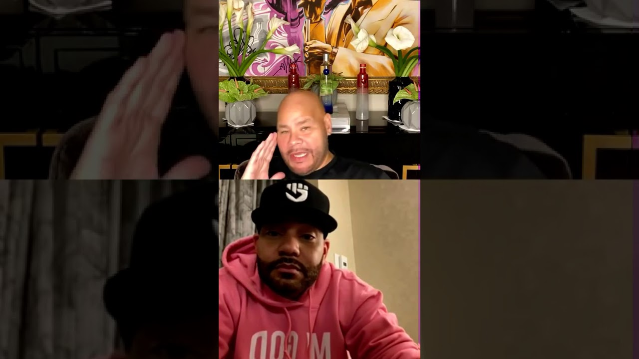 DJ Envy Talks With Fat Joe About Hot 97 Days And More