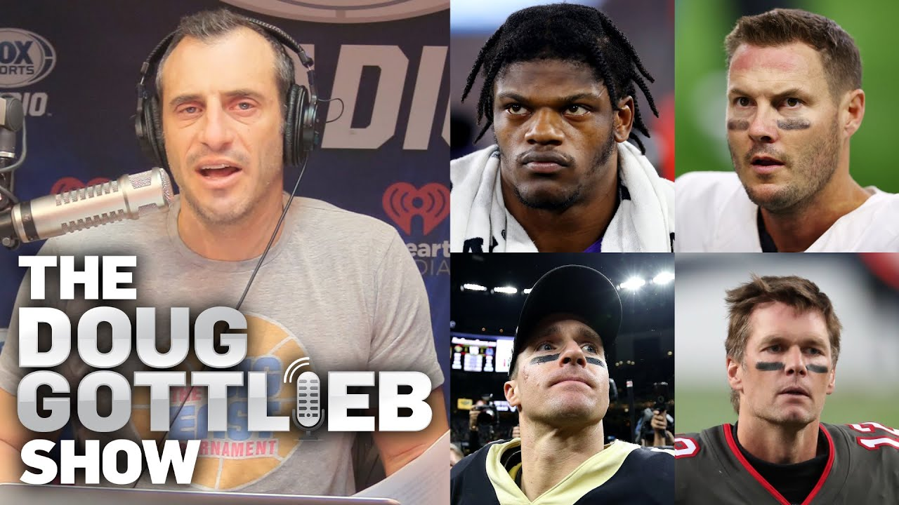 Doug Gottlieb - Lamar Jackson Faces Redemption If He Can Overcome Colts' Defense and Saints MUST Win