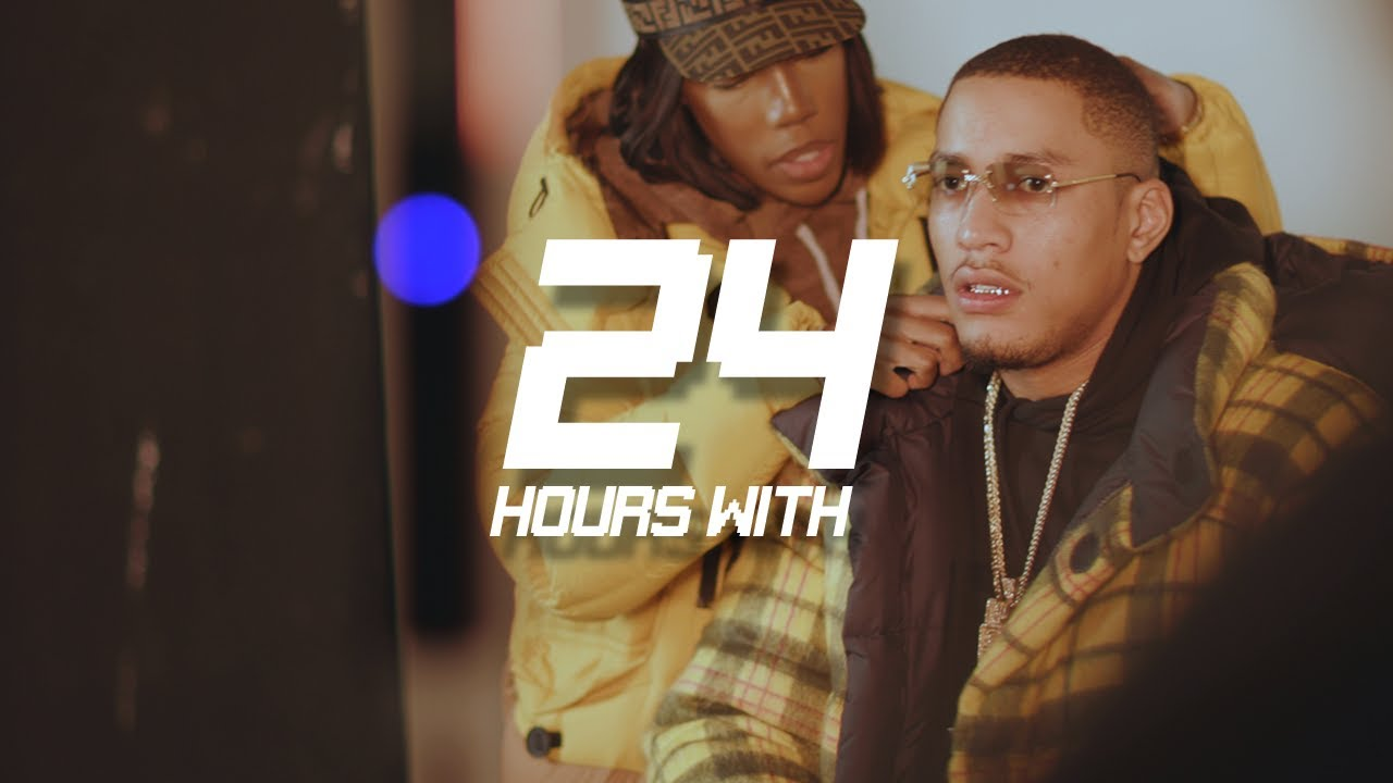 Dutchavelli   24 Hours With (Ep.17)   Link Up TV