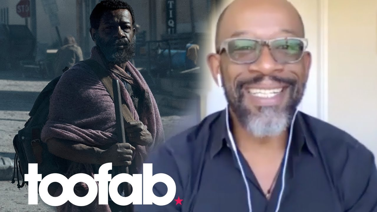 'Fear The Walking Dead' Premiere Spoilers: Lennie James On Morgan's Big Episode   toofab