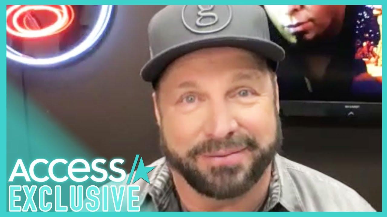 Garth Brooks On Blake Shelton's Engagement: Gwen Stefani Is 'Extremely Lucky'