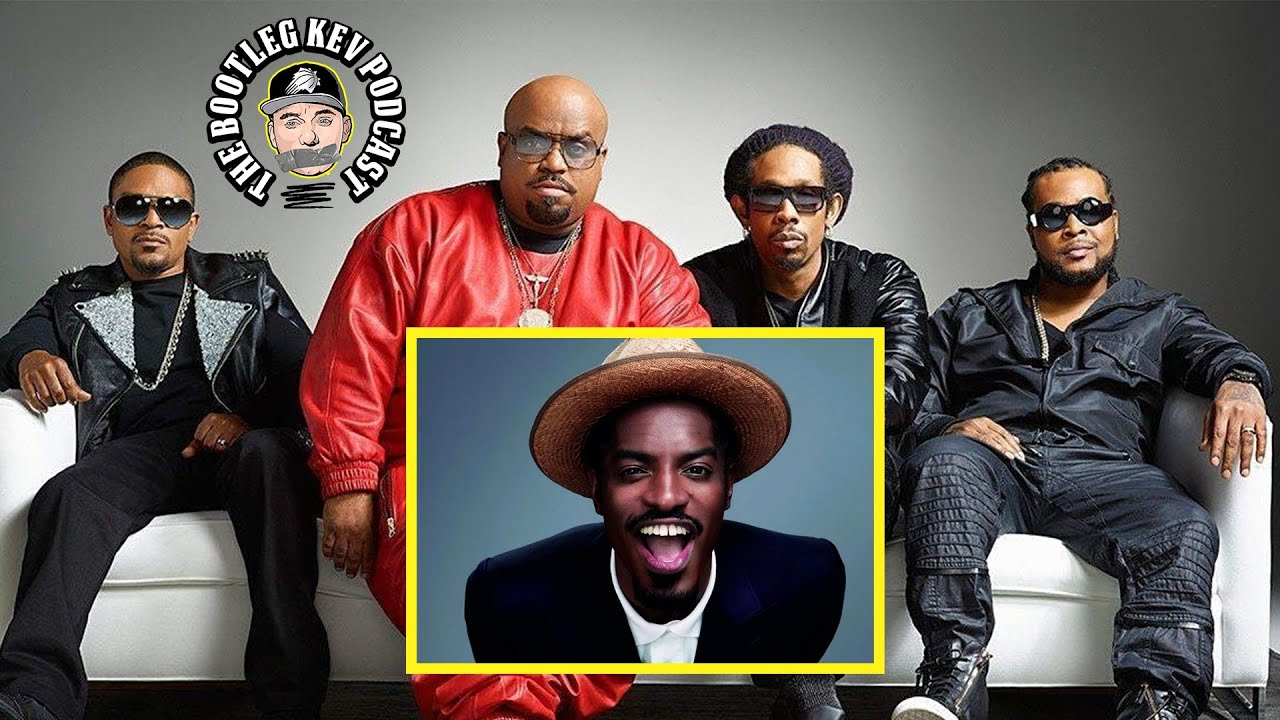 """Goodie Mob talk Andre 3000 feature on """"No Cigar"""" (The Bootleg Kev Podcast)"""