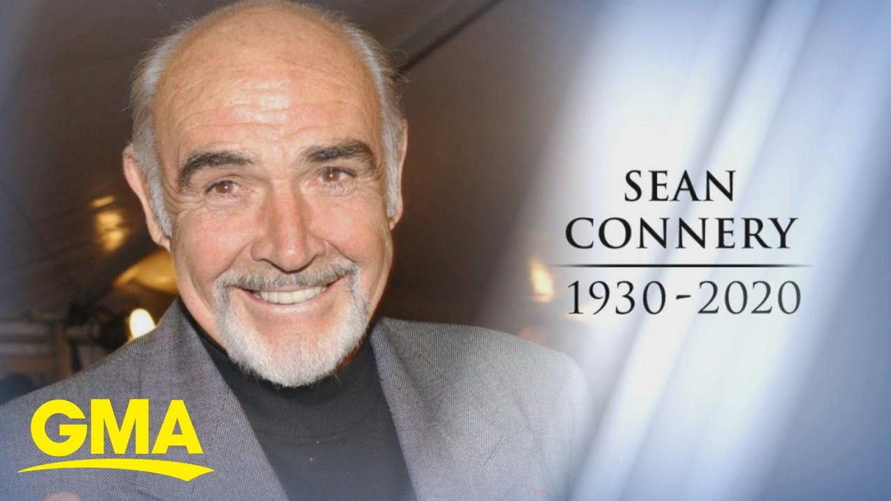 Hollywood community pays tribute to Sean Connery | GMA