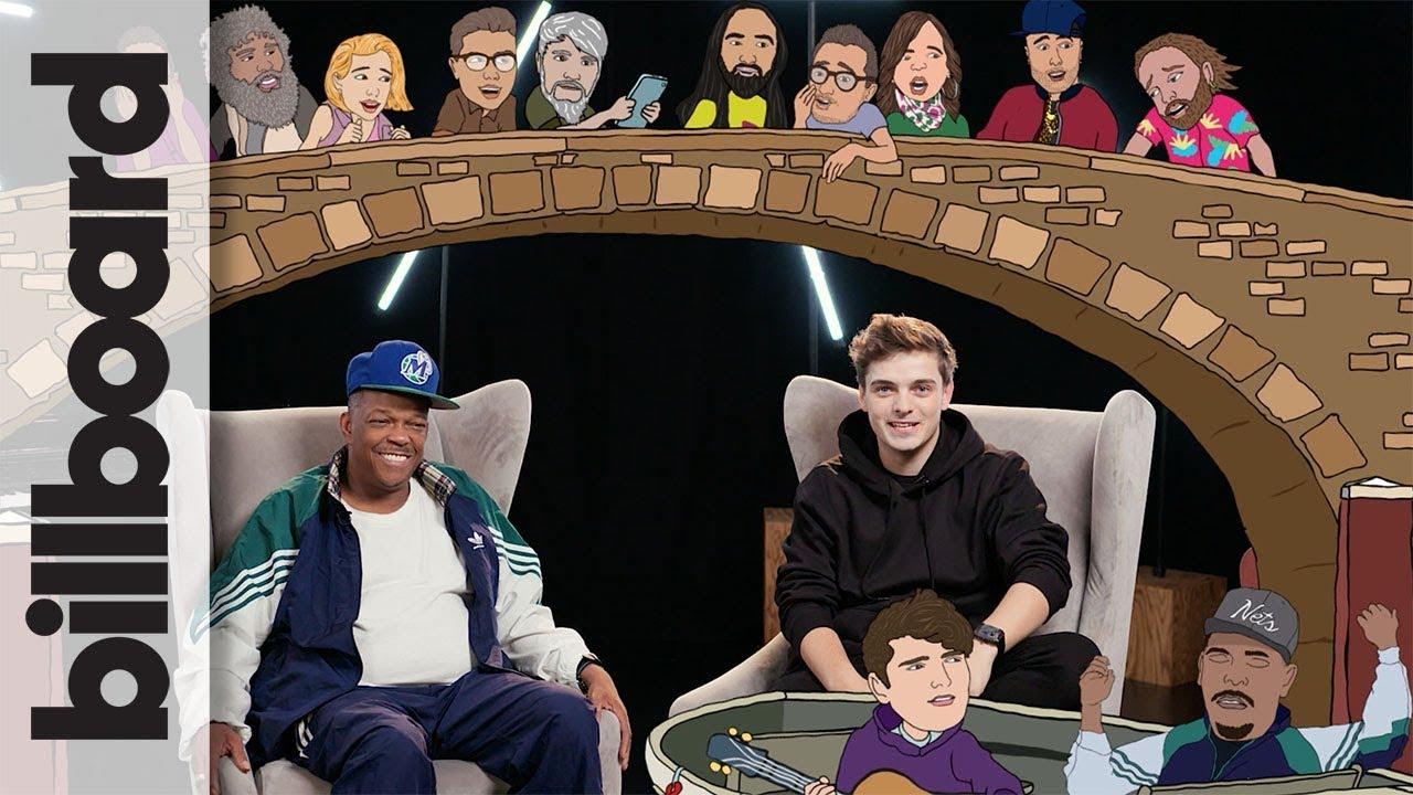 How Martin Garrix & Mike Yung Created 'Dreamer'   Billboard   How It Went Down