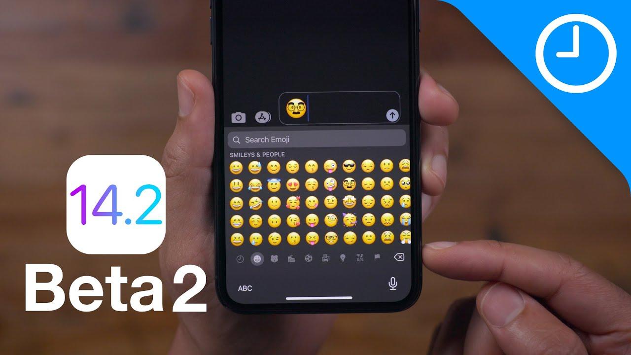 iOS 14.2 Beta 2 - Top Features/Changes - New Emoji!