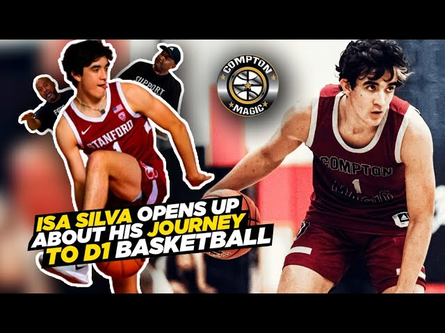 Isa Silva Is America's CRAFTIEST PG!! Opens Up About His Journey To D1 Basketball! All Magic Ep3