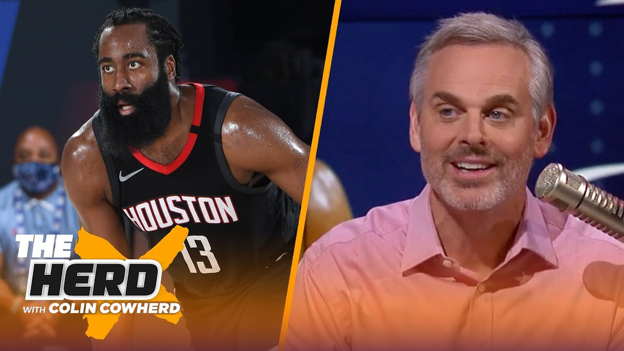 James Harden is not a true No. 1 — Colin on Harden seeking trade to Nets   NBA   THE HERD