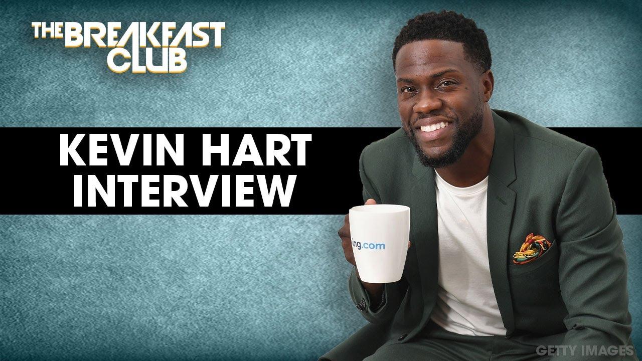Kevin Hart Talks Covid Comedy, Chadwick Boseman, Educating Youth + More