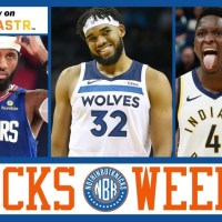 Knicks Weekly | Trade Rumors and Possibilities | Victor Oladipo, Karl-Anthony Towns, Paul George