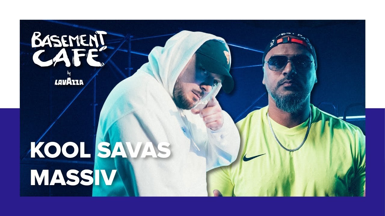 Kool Savas & Massiv: Familienverhältnisse, Polizeigewalt & Newcomer-Scouting | Basement Café 1/2