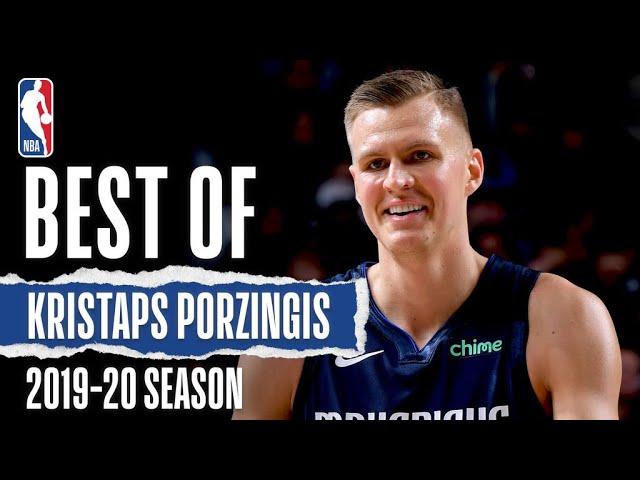 Kristaps Porzingis Top Plays 🦄 | 2019-20 Season