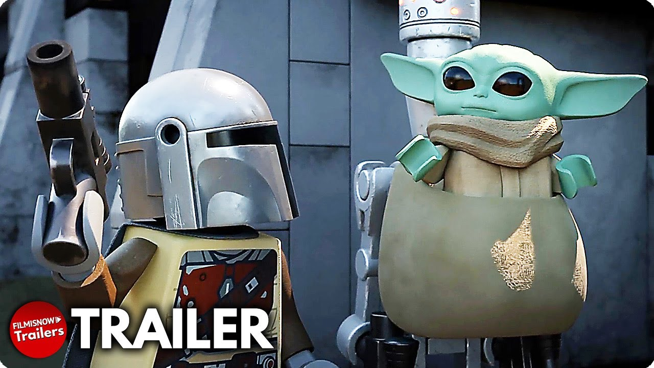LEGO STAR WARS Holiday Special Trailer (2020) Disney+