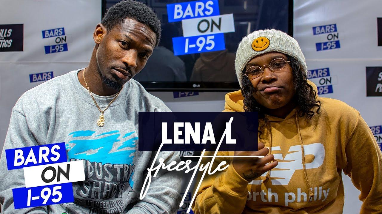 Lena L Bars On I-95 Freestyle