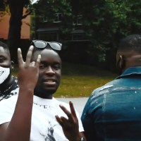 Lil Kemzy ft Christian Pumpz - Real Fake [Music Video] | Link Up TV