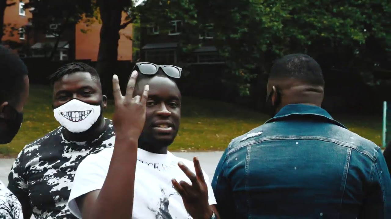 Lil Kemzy ft Christian Pumpz - Real Fake [Music Video]   Link Up TV