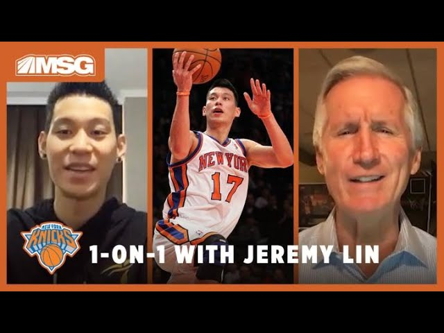 Linsanity Begins, From Jeremy Lin's Perspective   Part 1 of Mike Breen's Chat With Lin