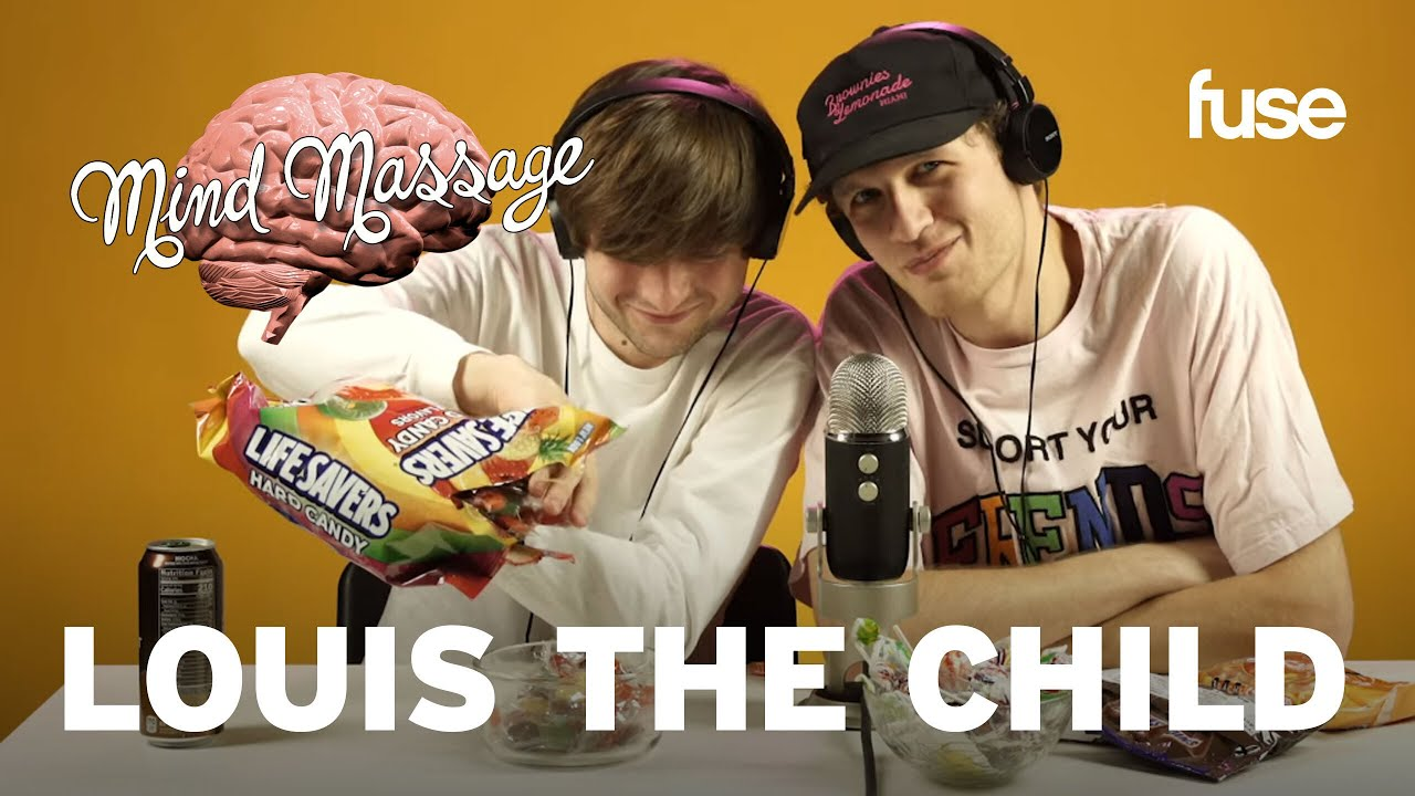 """Louis The Child Do ASMR with Stress Balls, Talk Music Production & """"Self Care"""" 