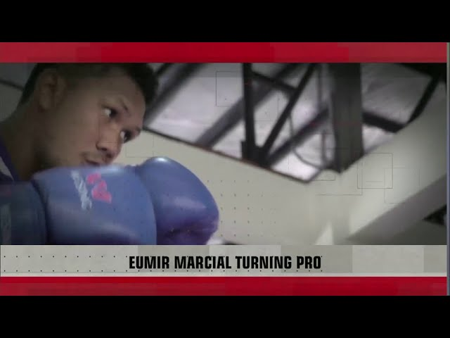 Marcial's transition to pro boxing