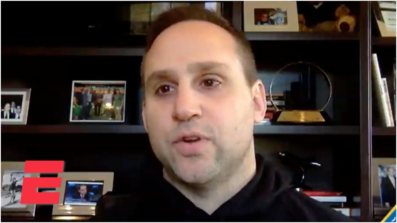 Michael Rubin on the 76ers hiring Daryl Morey & why fans are so eager for championship gear   KJZ