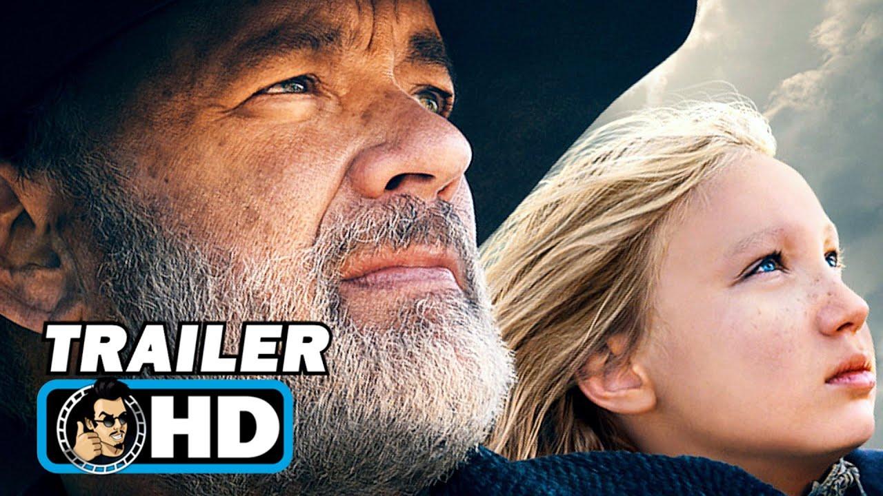 NEWS OF THE WORLD Trailer #2 | NEW (2020) Tom Hanks Movie