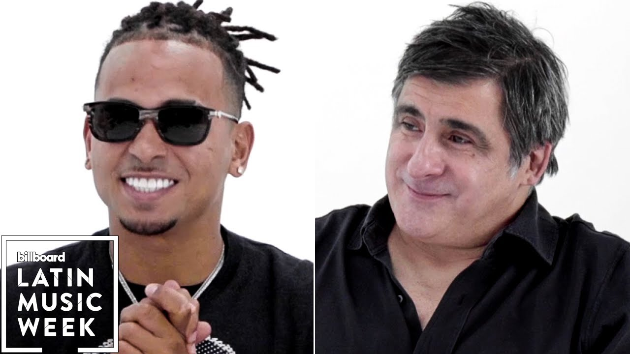 Ozuna and Sony Music's Afo Verde, the Superstar and the Super Executive | Billboard Latin Week