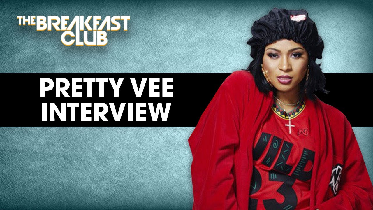 Pretty Vee Talks Cosmetics Line, Viral Moments On Wild 'N Out + More