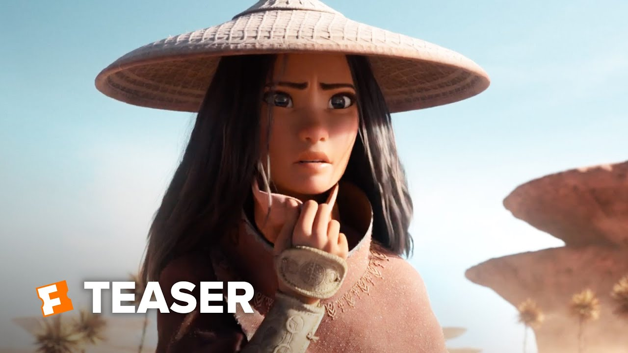 Raya and the Last Dragon Teaser Trailer (2021)   Movieclips Trailers