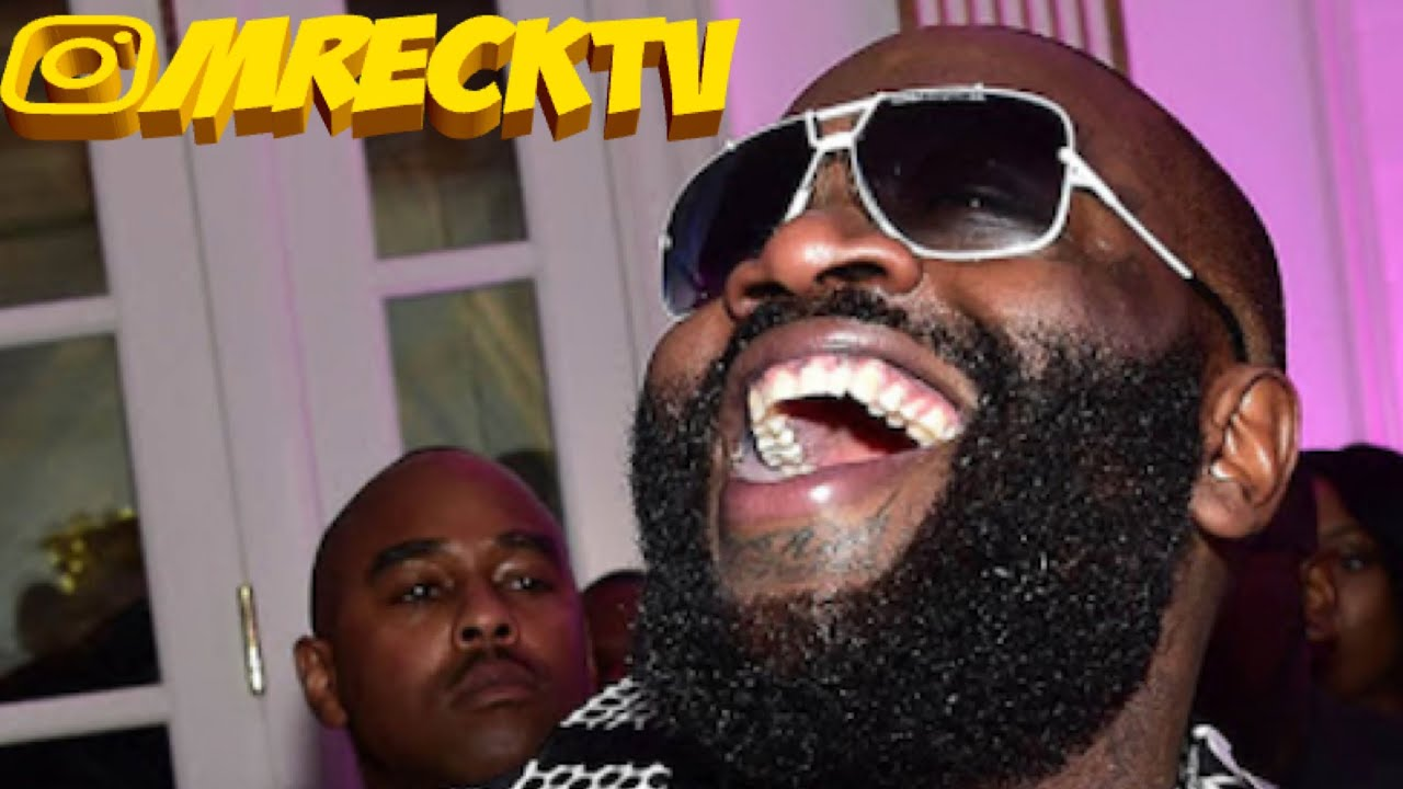 Rick Ross Laughing @ T.I. Ducking Busta Rhymes In A Verzuz Ross Calls Out Jeezy+TI Callers Goes Off