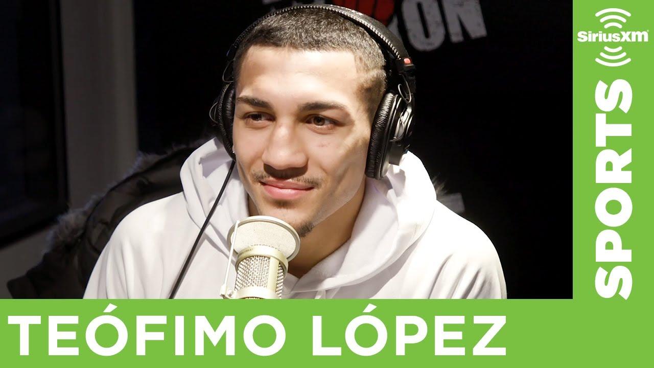 Teófimo López Looks Back on Commey and Ahead to Lomachenko