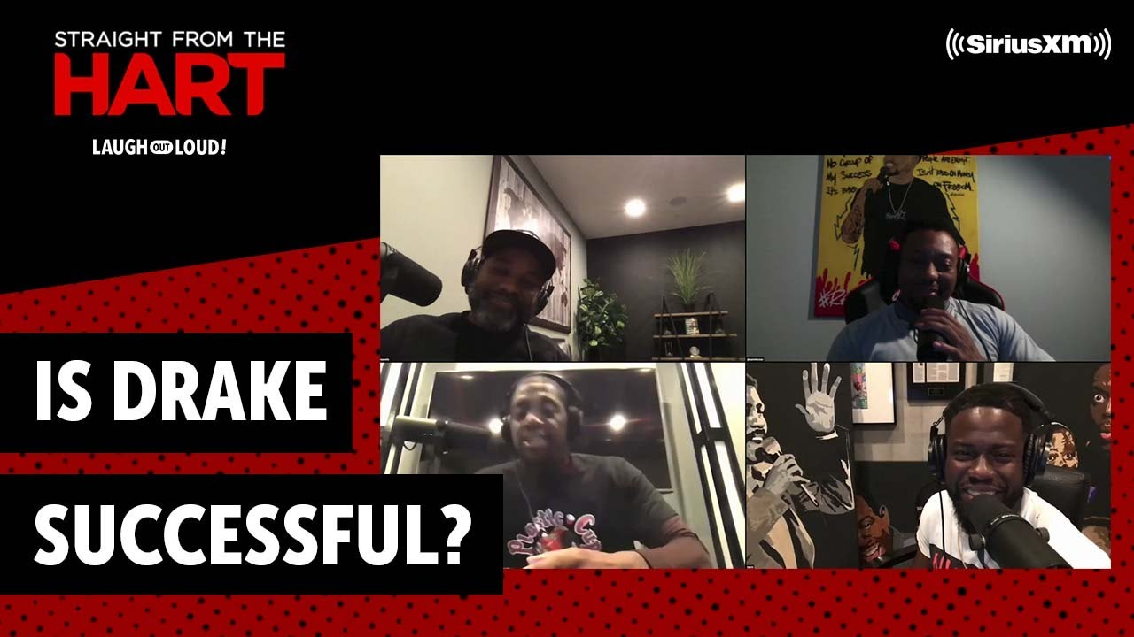 The Debate on Drake | Straight from the Hart | Laugh Out Loud Network
