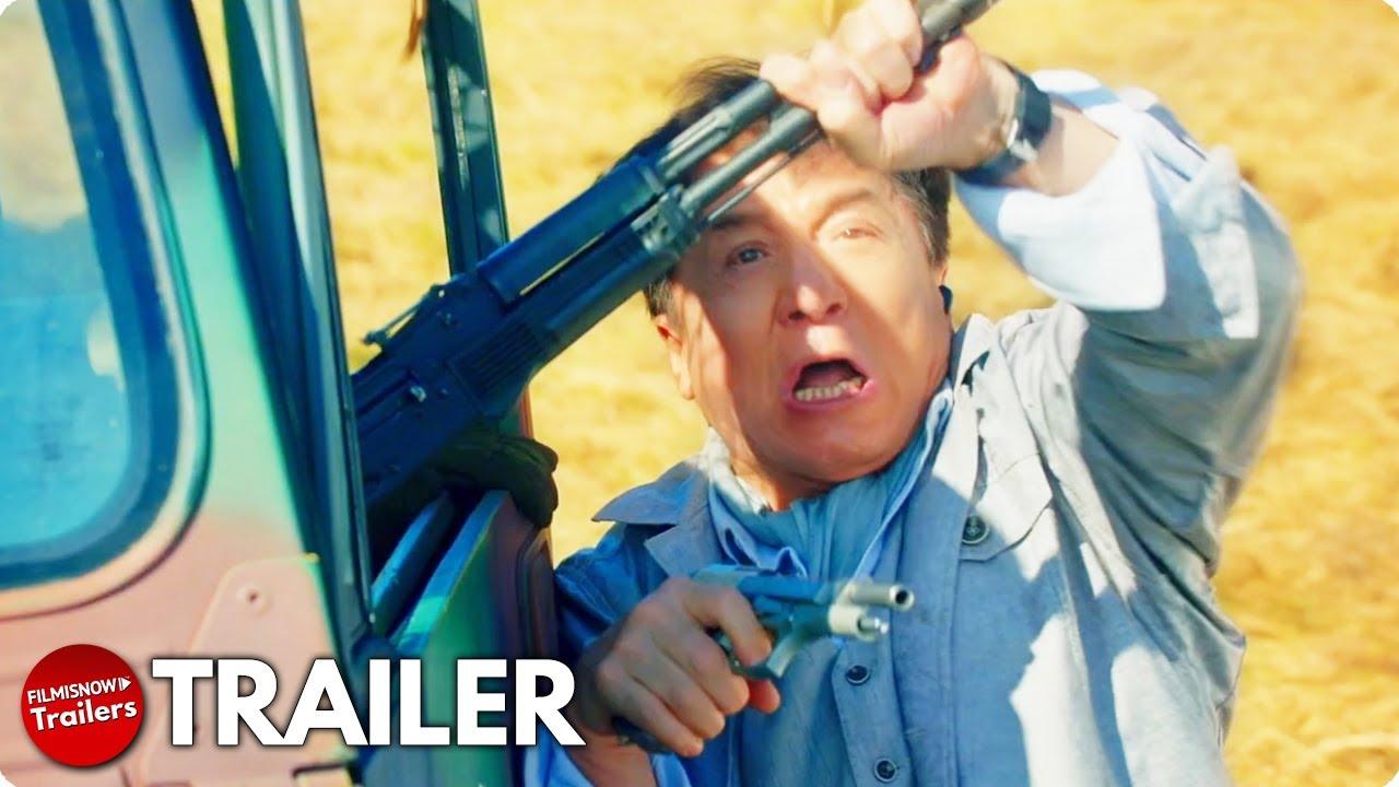 VANGUARD Trailer (2020) Jackie Chan Movie
